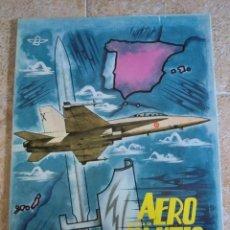Militaria: REVISTA AERO NÁUTICA Y ASTRONAUTICA Nº 525, SEPTIEMBRE 1984. Lote 97866179