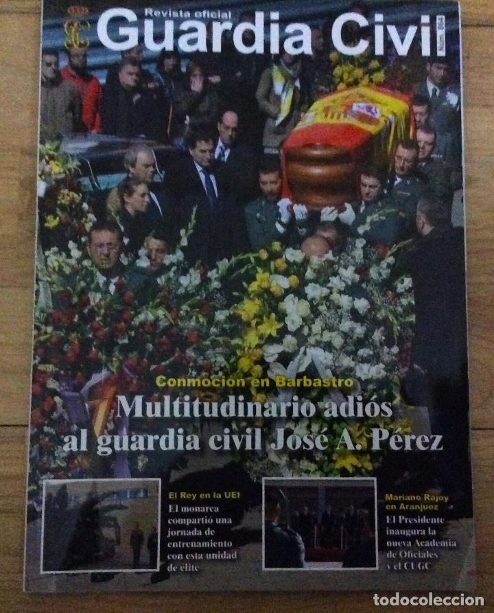 REVISTA OFICIAL GUARDIA CIVIL. NR 864 (Militar - Revistas y Periódicos Militares)