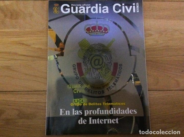 REVISTA OFICIAL GUARDIA CIVIL. NR 868 (Militar - Revistas y Periódicos Militares)