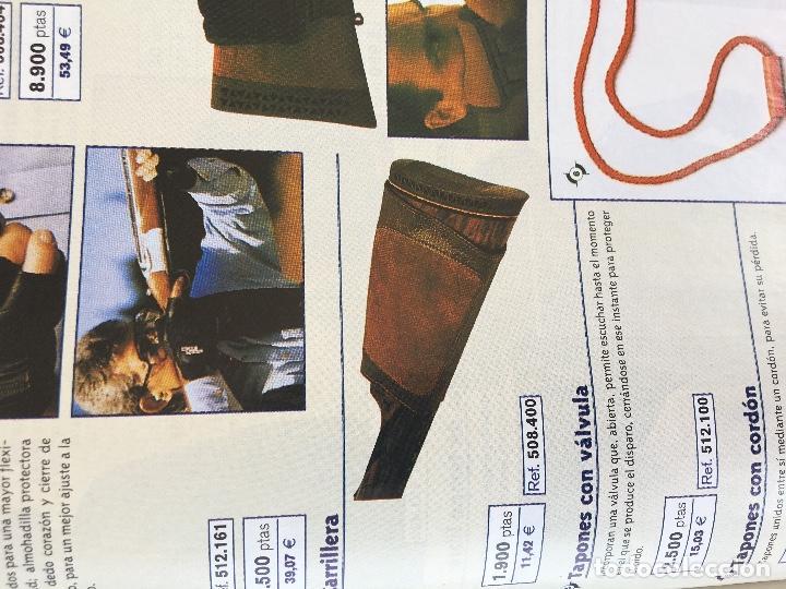 Militaria: Competición catalogo de armas 2001 complementos caza , visores rifles 50 pág armería alvarez - Foto 8 - 98794279