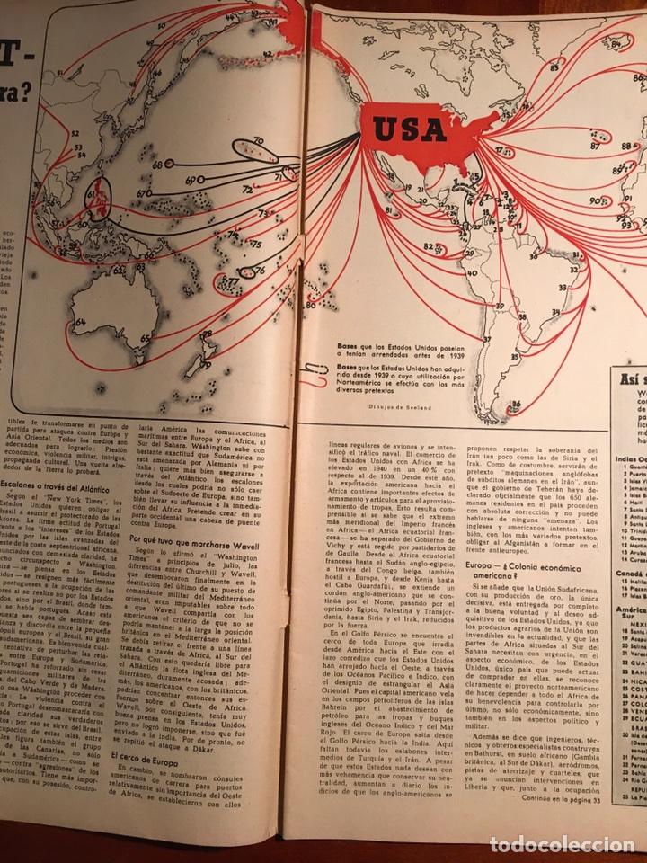 Militaria: Signal Revista alemana de guerra, edición española. 2 Número de septiembre de 1941 - Foto 2 - 98888667