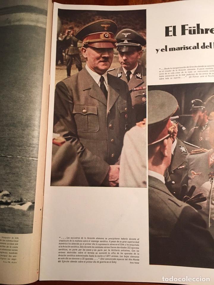 Militaria: Signal Revista alemana de guerra, edición española. 2 Número de septiembre de 1941 - Foto 3 - 98888667