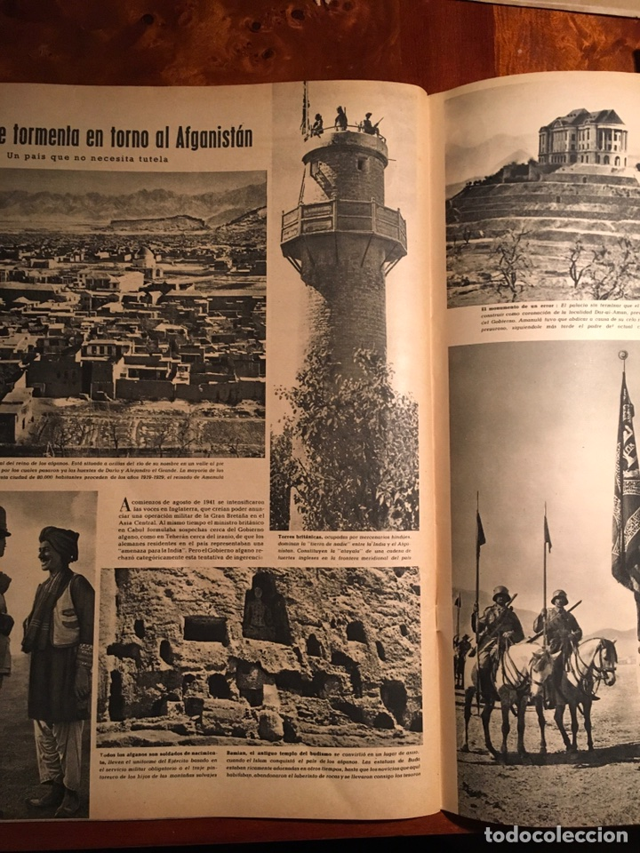 Militaria: Signal Revista alemana de guerra, edición española. 2 Número de septiembre de 1941 - Foto 7 - 98888667