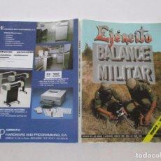 Militaria: EJERCITO: BALANCE MILITAR. REVISTA DE LAS ARMAS Y SERVICIOS. Nº 626. RMT83347. . Lote 98908975