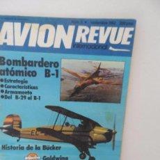 Militaria: AVION REVUE INTERNACIONAL Nº 5 . Lote 99411859