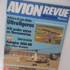 Militaria: AVION REVUE INTERNACIONAL Nº 4. Lote 99412023