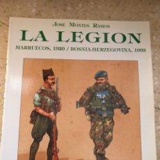 Militaria: LIBRO LA LEGIÓN. Lote 99634851