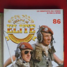 Militaria: CUERPOS DE ÉLITE. Nº 86. Lote 101181515