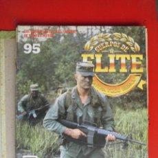 Militaria: CUERPOS DE ÉLITE. Nº 95. Lote 101182035