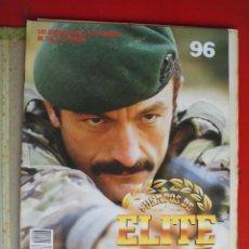Militaria: CUERPOS DE ÉLITE. Nº 96. Lote 101182103