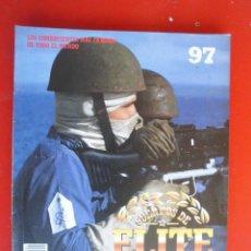 Militaria: CUERPOS DE ÉLITE. Nº 97. Lote 101182167