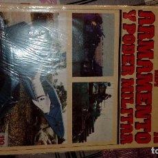 Militaria: CAJ-261117 ARMAMENTO Y PODER MILITAR LOTE 15 REVISTAS VER FOTOS . Lote 105125375