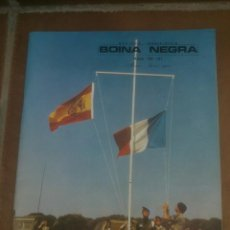 Militaria: REVISTA PARACAIDISTA BOINA NEGRA.1980. Lote 105130711