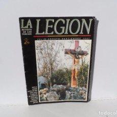 Militaria: LA LEGION - REVISTA DE LOS TERCIOS JULIO -AGOSTO-SEPTIEMBRE 1997. Lote 105752851