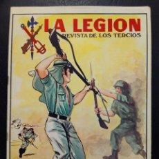 Militaria: LA LEGIÓN REVISTA DE LOS TERCIOS - FEBRERO 1979 - Nº 248 - EL ESPÍRITU DEL LEGIONARIO.. Lote 106192795