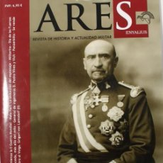 Militaria: FASCÍCULO ARES. Nº 10. POLONIA 1939, MATA HARI, PANZERBLITZ, DEL EBRO AL VOLGA. Lote 106598359