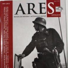 Militaria: FASCÍCULO ARES. Nº 8. ARMINIO, STONEWALL JACKSON, OTTO E. REMER, GENERAL SANJUJO . Lote 106599319