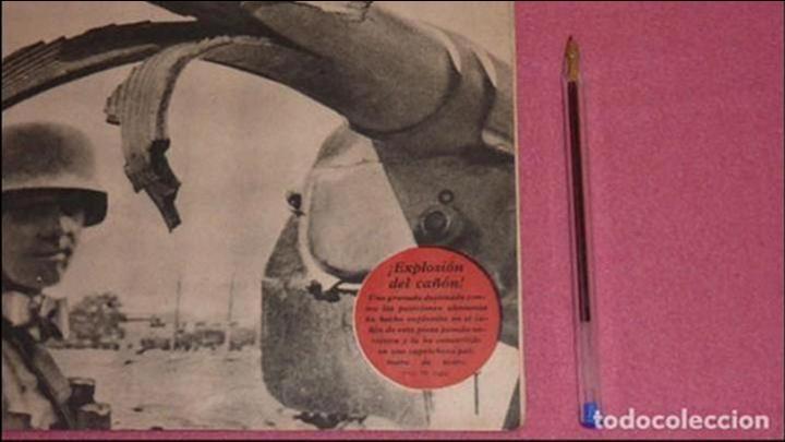 REVISTA SIGNAL NOVIEMBRE DE 1941 (Militar - Revistas y Periódicos Militares)