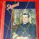 Militaria: SIGNAL Nº 9 1944 ED. D/U HUNGARO - REVISTA ALEMANA II GUERRA MUNDIAL III REICH EXTREMADAMENTE RARO. Lote 109276047