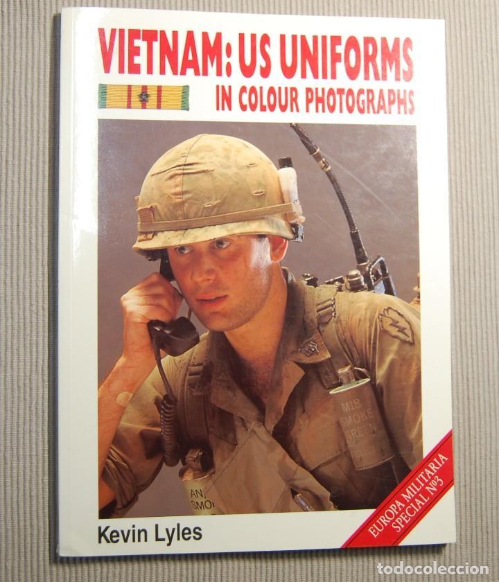 Libro de europa militaria vietnam u s  uniforms - Sold through