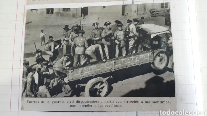 Militaria: ALBUM DE FOTOGRAFIAS DE PERIÓDICO DE LA GUERRA CIVIL. 215 PAGINAS - Foto 5 - 110627646