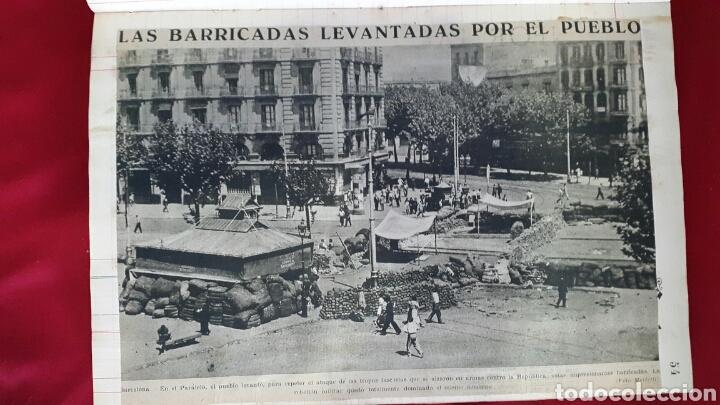 Militaria: ALBUM DE FOTOGRAFIAS DE PERIÓDICO DE LA GUERRA CIVIL. 215 PAGINAS - Foto 7 - 110627646