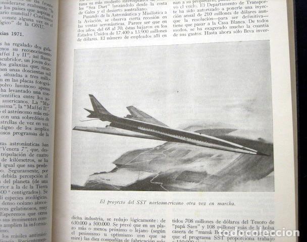 Militaria: Revista de aeronáutica y astronáutica. 6 tomos. Años 1969, 1970, 1971, 1972, 1973 y 1974 - Foto 12 - 111300335