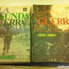 Militaria: 2ª GUERRA MUNDIAL - LOTE DE 112 FASCICULOS CODEX 1967- MUY BIEN CONSERVADOS. Lote 96528759