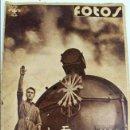 Militaria: L.4699. FOTOS. SEMANARIO GRÁFICO NACIONAL-SINDICALISTA. GUERRA CIVIL. Nº 107. 18.03.1939. Lote 112535675