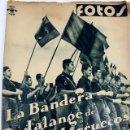 Militaria: RV-7. FOTOS. SEMANARIO GRÁFICO NACIONAL-SINDICALISTA. GUERRA CIVIL. Nº 115. 13.05.1939. Lote 112536847