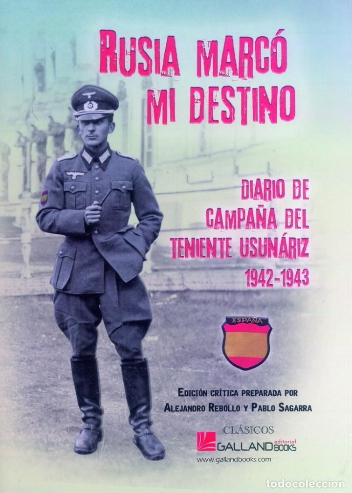 rusia marcó mi destino. diario de campaña del t - Comprar Revistas ...