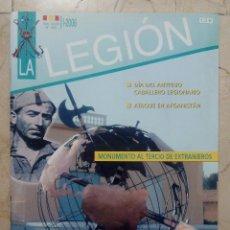 Militaria: REVISTA LA LEGIÓN Nº 494 - AÑO 2006 - TAUIMA: LOS ORÍGENES DEL SÁBADO LEGIONARIO.. Lote 116124807