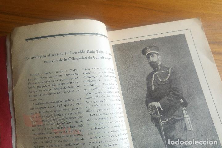Militaria: Memorial de la Oficialidad de Complemento - Año I - Nº 2 - 1927 - Foto 7 - 117909099
