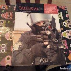 Militaria: ESPECTACULAR REVISTA TACTICAL Nº 16 PUBLICACION PROFESIONAL POLICIAL RECOGIDA GRATIS EN MALLORCA. Lote 118045291