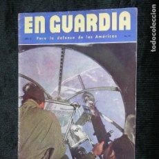 Militaria: F1 EN GUARDIA Nº 10 PARA LA DEFENSA DE LAS AMERICAS . Lote 118377635
