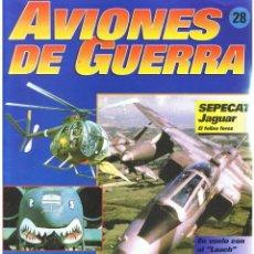 Militaria: AVIONES DE GUERRA PLANETA AGOSTINI. FASCÍCULO Nº 28. Lote 118612959