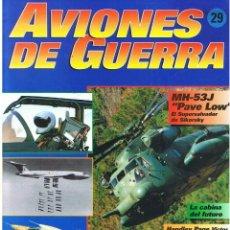 Militaria: AVIONES DE GUERRA PLANETA AGOSTINI. FASCÍCULO Nº 29. Lote 118613047
