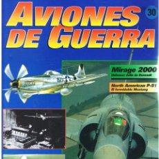 Militaria: AVIONES DE GUERRA PLANETA AGOSTINI. FASCÍCULO Nº 30. Lote 118613115