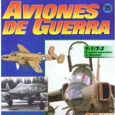 Militaria: AVIONES DE GUERRA PLANETA AGOSTINI. FASCÍCULO Nº 35. Lote 118613587