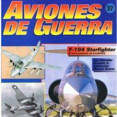 Militaria: AVIONES DE GUERRA PLANETA AGOSTINI. FASCÍCULO Nº 37. Lote 118614487