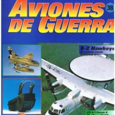 Militaria: AVIONES DE GUERRA PLANETA AGOSTINI. FASCÍCULO Nº 38. Lote 118614555