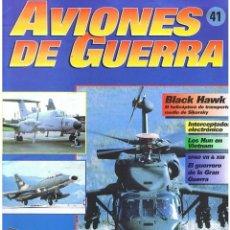 Militaria: AVIONES DE GUERRA PLANETA AGOSTINI. FASCÍCULO Nº 41. Lote 118618187