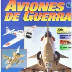 Militaria: AVIONES DE GUERRA PLANETA AGOSTINI. FASCÍCULO Nº 42. Lote 118618291