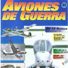 Militaria: AVIONES DE GUERRA PLANETA AGOSTINI. FASCÍCULO Nº 44. Lote 118618451