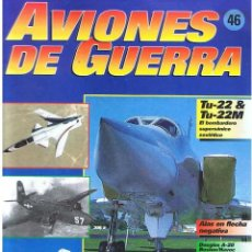 Militaria: AVIONES DE GUERRA PLANETA AGOSTINI. FASCÍCULO Nº 46. Lote 118618587