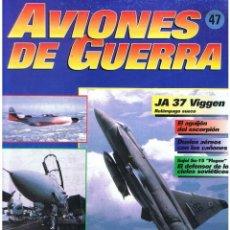 Militaria: AVIONES DE GUERRA PLANETA AGOSTINI. FASCÍCULO Nº 47. Lote 118618651