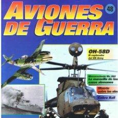 Militaria: AVIONES DE GUERRA PLANETA AGOSTINI. FASCÍCULO Nº 48. Lote 118618715