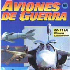 Militaria: AVIONES DE GUERRA PLANETA AGOSTINI. FASCÍCULO Nº 56. Lote 118618843