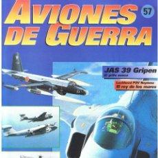 Militaria: AVIONES DE GUERRA PLANETA AGOSTINI. FASCÍCULO Nº 57. Lote 118618943