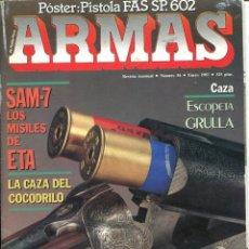 Militaria: REVISTA ARMAS Nº 56 - 1987. Lote 120828951